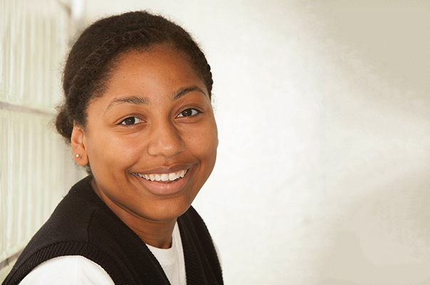 City Year Corps Member of the Month - December: Anansa Benbow