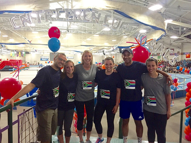 Bain Capital participates in the 4th Annual BUILD in Boston Entrepreneur Games