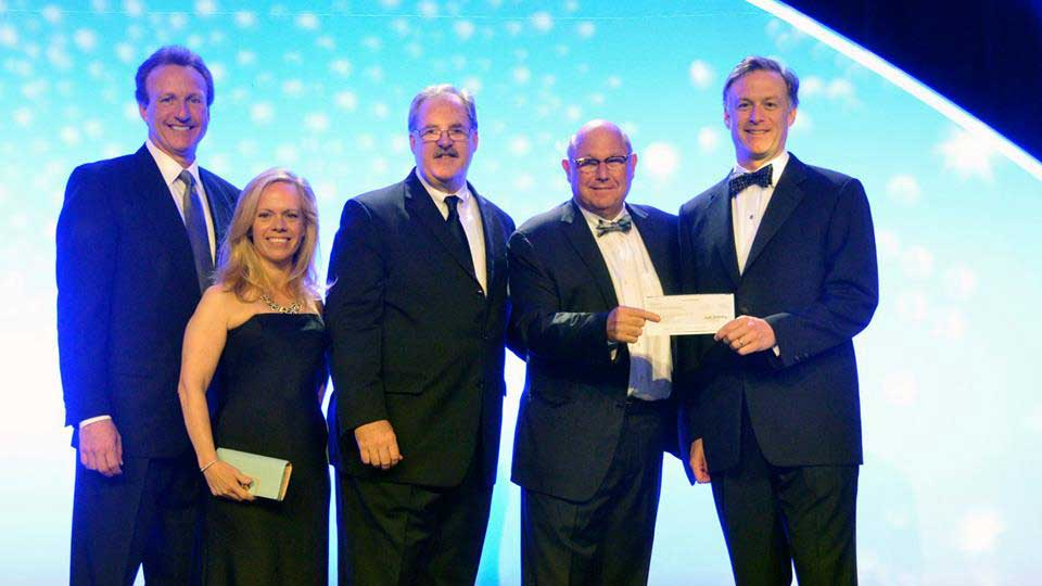 Bain Capital Community Partnership continues its support of JDRF at the New England Chapter's Annual Boston Gala