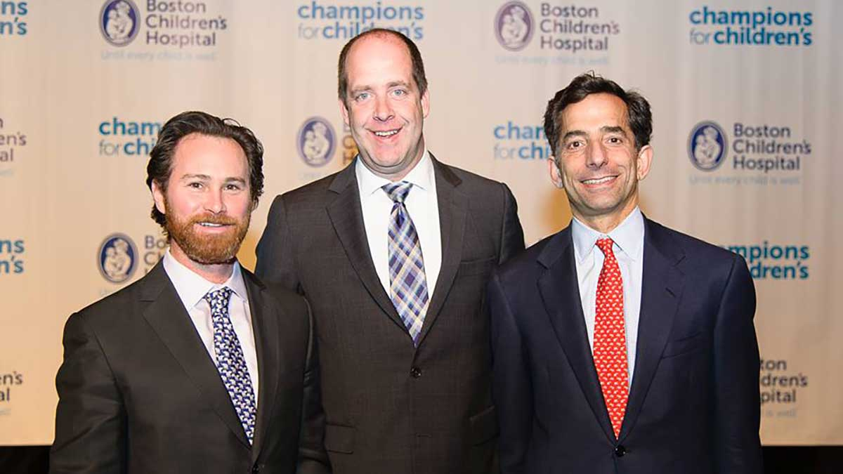 Bain Capital helps Boston Children's Hospital raise $3.5 million at annual Champions for Children's gala