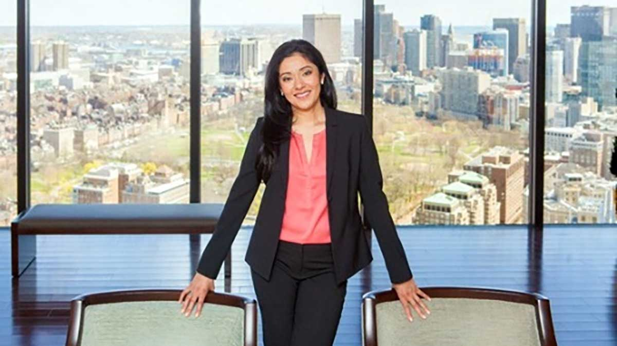 Bain Capital's Adriana Rojas featured in Hispanic Executive magazine for her focus on service