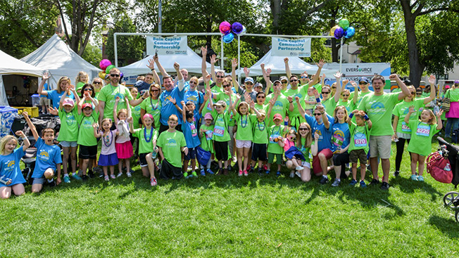 Bain Capital employees, family members and friends raise more than $65,000 in support of Boston Children's Hospital