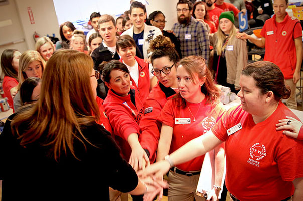 Bain Capital Participates in City Year MLK Service Day