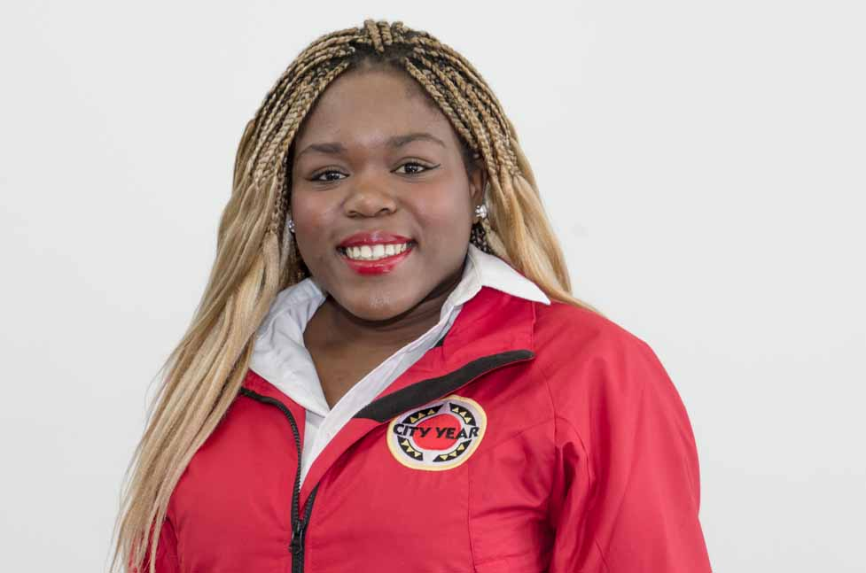 City Year Corps Member of the Month - January 2018: Emma Babarinde