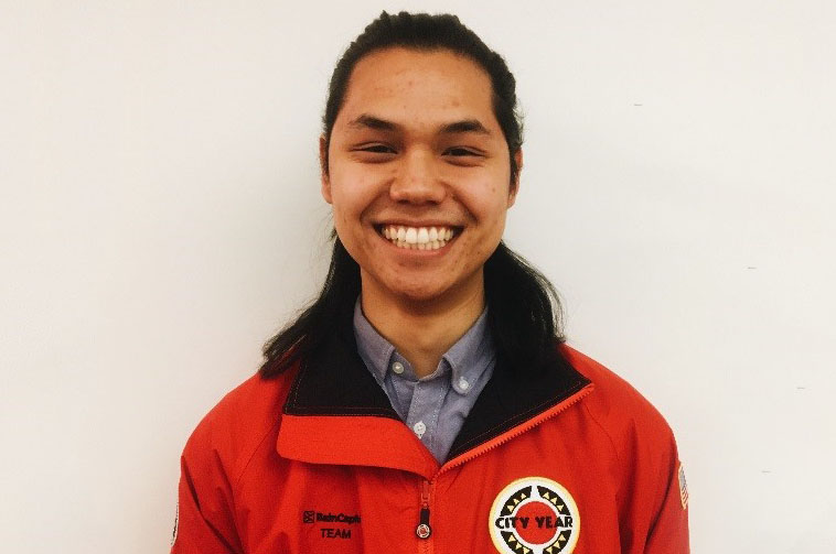 City Year Corps Member of the Month - March: John Pang