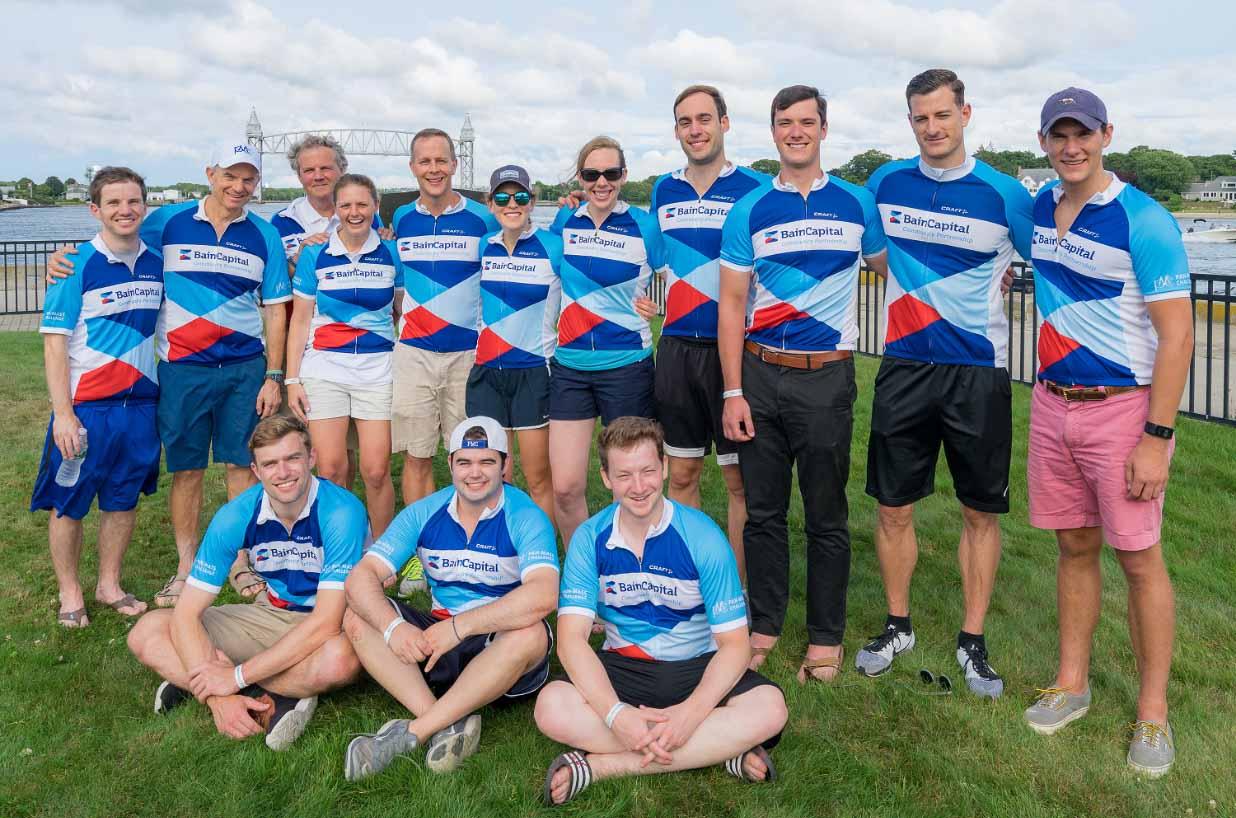 Bain Capital Conquers the 2017 Pan-Mass Challenge