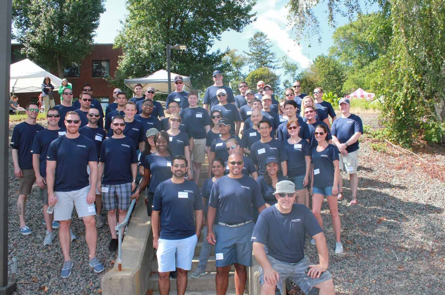 Bain Capital Information Technology Team Participates in Annual Service Day with Italian Home for Children
