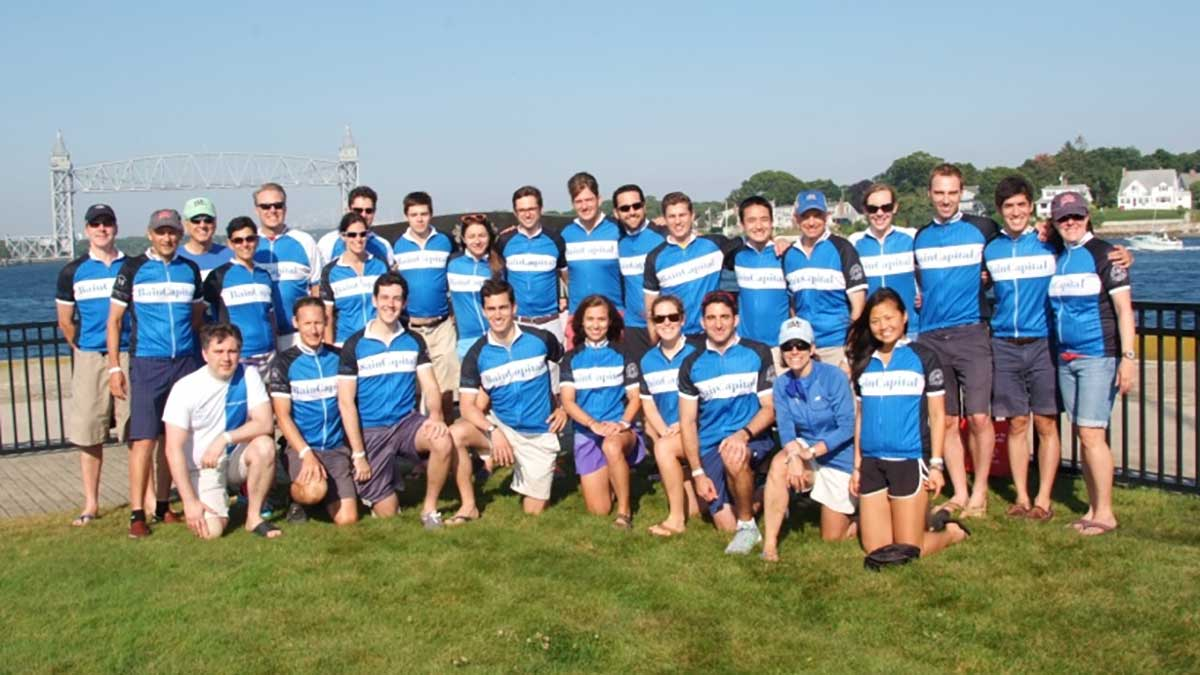 Team Bain Capital conquers the 2015 Pan-Mass Challenge